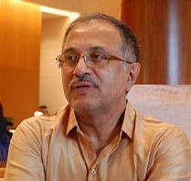 Vice Chancellor of University of Hyderabad. Prof. Ramakrishna Ramaswamy - vc
